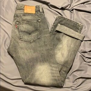 LEVI'S 501 Original fit button fly jeans